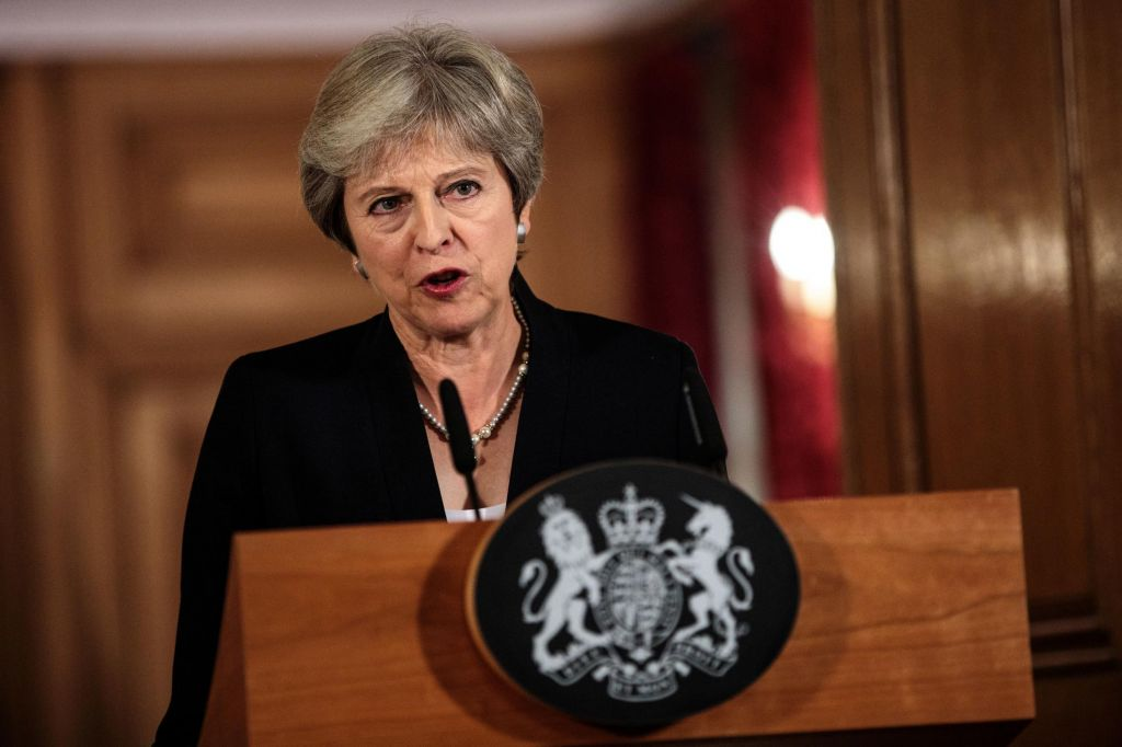 UK's May seeks more compromise from EU ahead of meeting