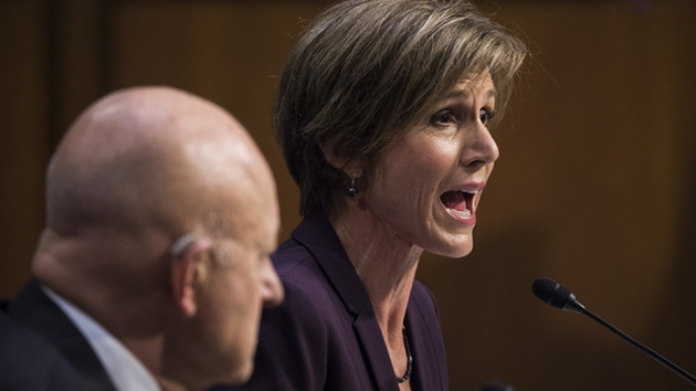 Senators Looking Ahead to Sally Yates Testimony on Russia and Flynn