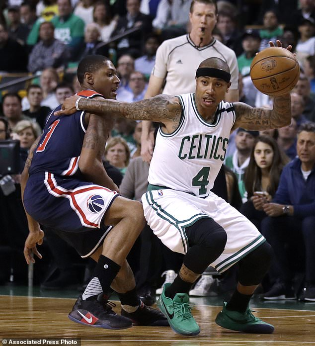 Cavs and Celtics to discuss status of Irving-Thomas trade that is suddenly in danger of falling apart