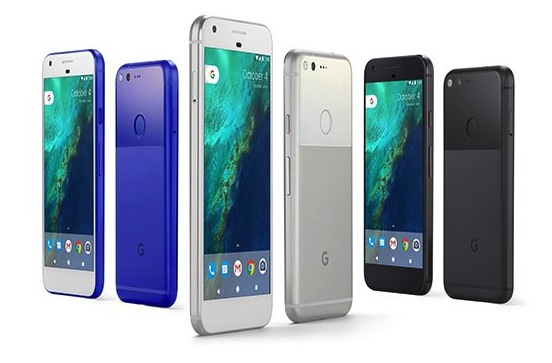 Google launched new smartphone and joked about Apple