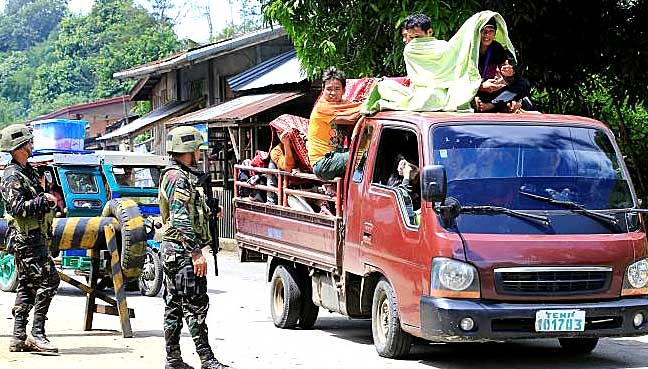 Fighting in Marawi subsides, says mayor