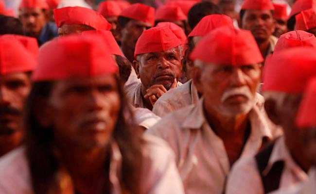 Shiv Sena Says Would Support Protesting Farmers Regardless Of'Red Flags