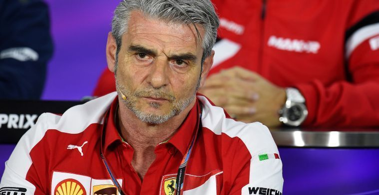 Arrivabene We're the bad guys