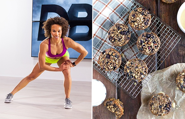 Trainer-Approved Snack Ideas: Homemade Muffins; Trainer CeCe Marizu