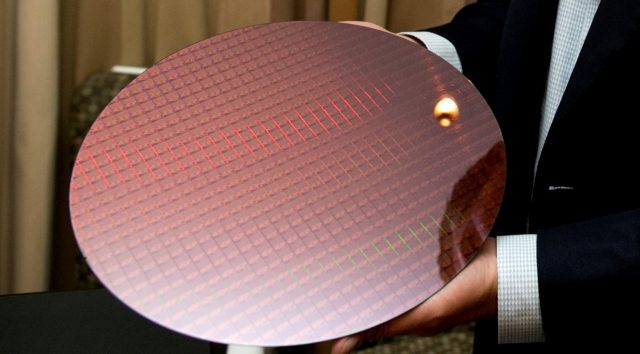 Intel-Wafer