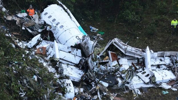 plane-carrying-chapecoense-football-team-crashed-71-reportedly-dead