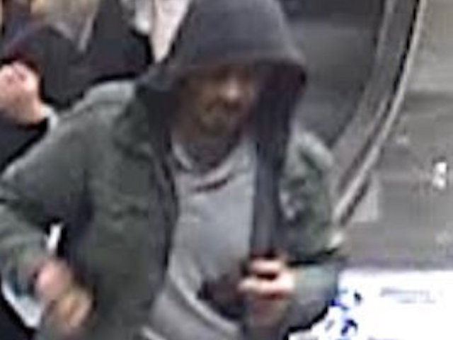 Stockholm Police capture images of the suspect in the Stockholm terrorist attack.                       Stockholm Polisen