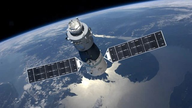 Chinese Space Station Tiangong-1