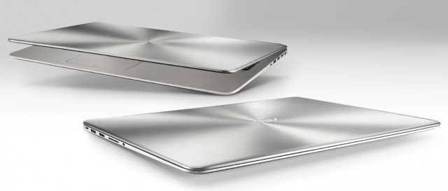The Asus ZenBook UX510UW features an amazingly sleek design for a powerful laptop