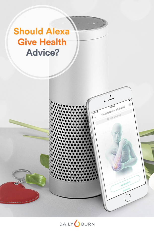 Amazon Alexa Gives Health Advice. Should You Listen?
