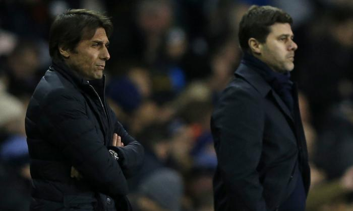 Chelsea boss Antonio Conte says it is time for Tottenham to lose their underdog tag
