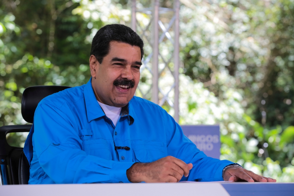 Venezuela leader urges court to review ruling on congress