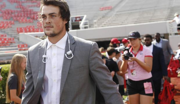 Other than injury, thoughts of replacing Jacob Eason are silly
