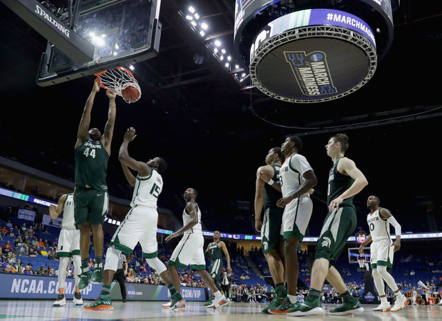 From Detroit to Tulsa, Josh Jackson and his old pals will have it out Sunday