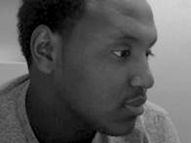 Dahir A. Adan was innate in Africa though had lived in a US for 15 years. Picture: AFP