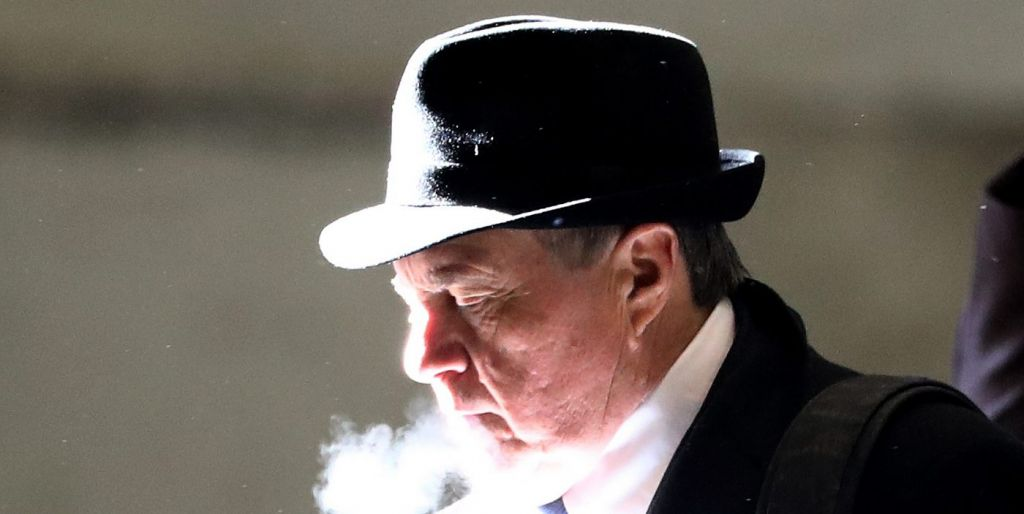 Bill Belichick Wears His Late Father's Hat for Trip to Super Bowl LII