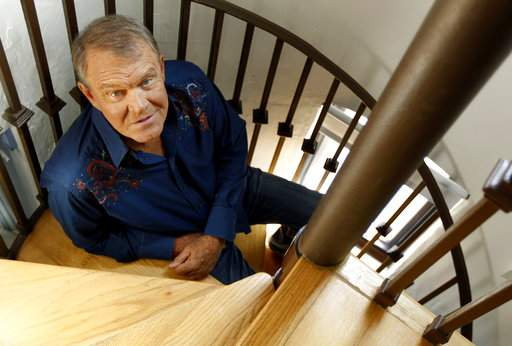 'Wichita Lineman' Campbell nears the end of the line
