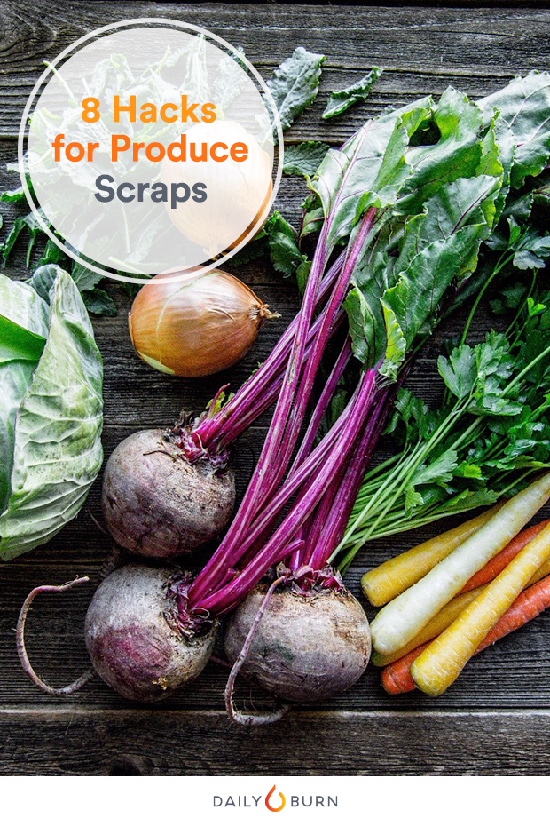 8 Genius Ways to Use Produce Scraps (And Eliminate Waste!)