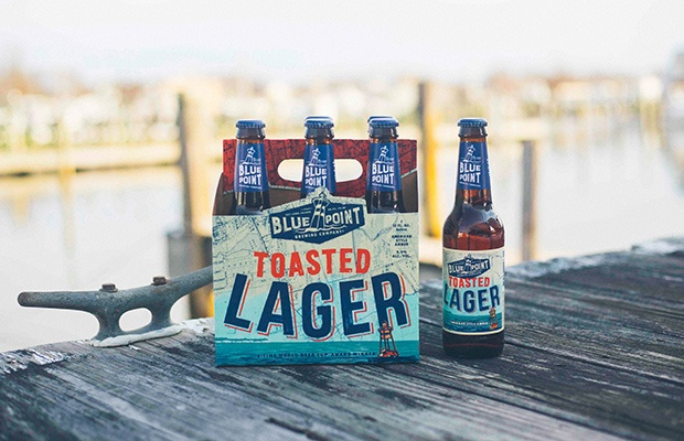 Low-Carb Beers: Blue Point Toasted Lager
