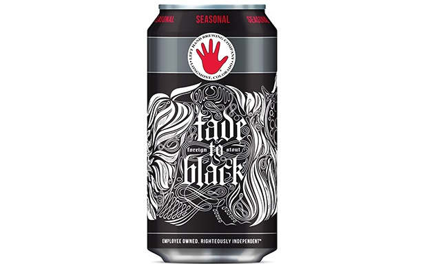 Low-Carb Beers: Left Hand Brewing Fade-to-Black Stout