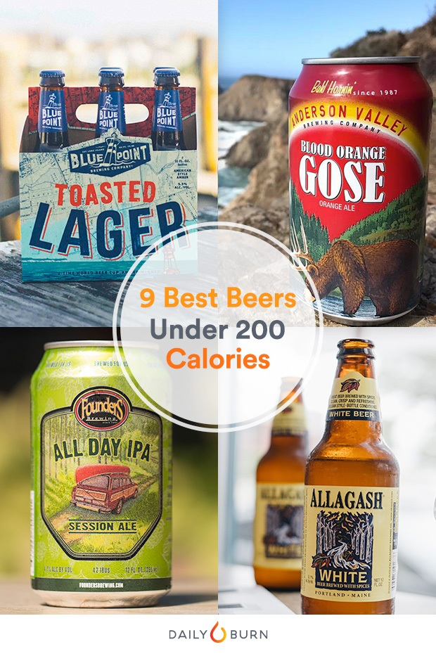 9 Low-Carb Craft Beers Under 200 Calories