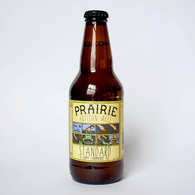 Low-Carb Beers: Prairie The Standard