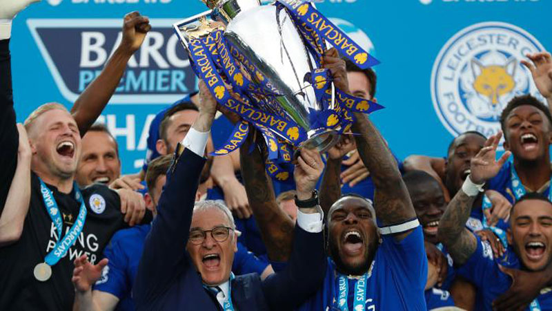 The Leicester and Ranieri fairytale ends in divorce