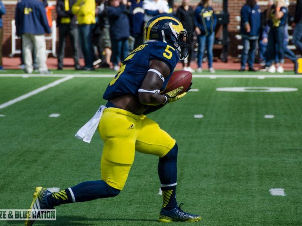 Former Paramus Catholic Football Star Jabrill Peppers Named Big Ten Defensive Player Of The Week