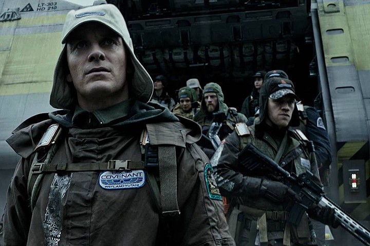 Alien: Covenant is pure garbage 1