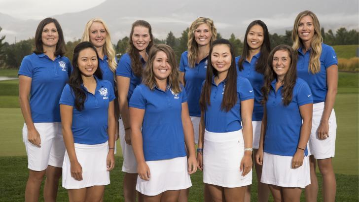 BYU women's golf team played exceptionally well this season and took 12th in the NCAA Lubbock Regional this year