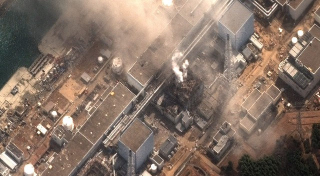 Fukushima Daiichi punched a hole in Toshiba's nuclear ambitions.
