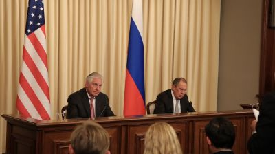 Russia and US take non-confrontational stance on Syria at Moscow talks