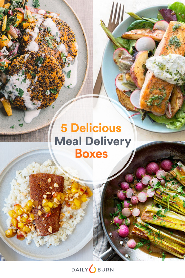 5 Delicious Meal Subscription Boxes You Haven't Tried Yet