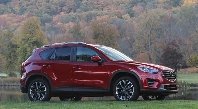 Mazda CX-5, 2016 IMPA Test Days, Monticello (NY Motor Club, October 2016