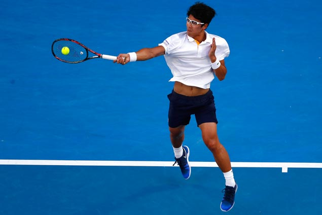 Hyeon Chung ousts idol Djokovic becomes first Korean to reach quarters at a grand slam