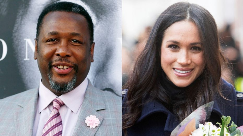 'Suits star Wendall Pierce wished his TV daughter Meghan Markle well on their last day on set