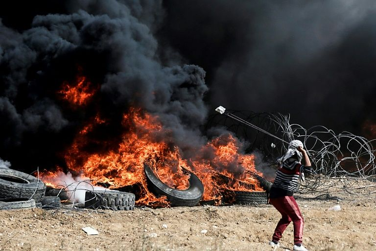 Palestinian teen dies of wounds fromIsrael Gaza border shooting ministry