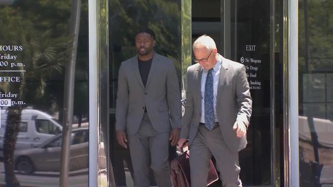Former 49er charged with felony domestic violence - WVVA TV Bluefield Beckley WV News, Weather and Sports