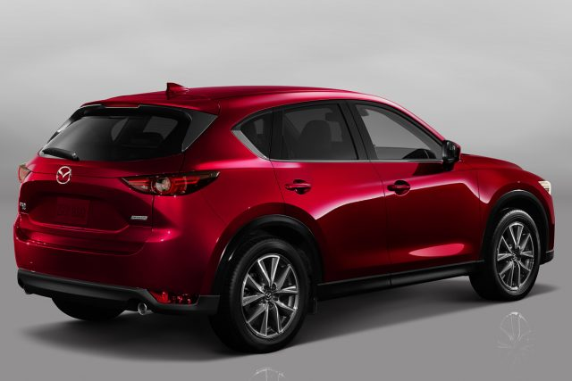 Second-generation, 2017 Mazda Cx-5