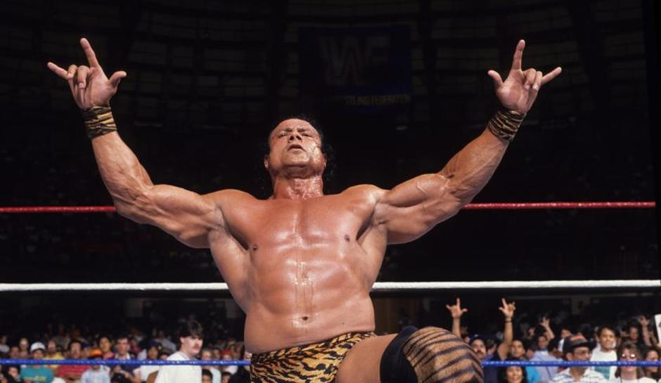'Superfly Jimmy Snuka WWE