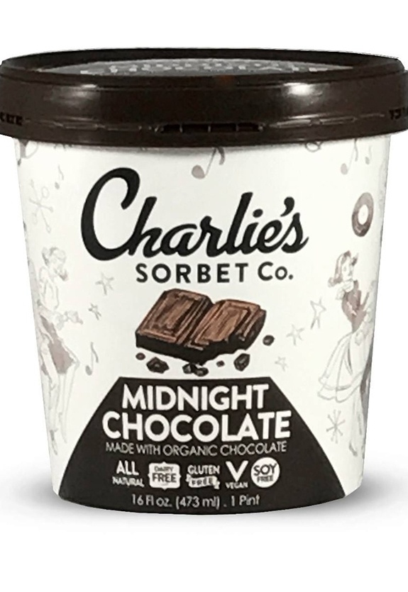 9 Healthy Ice Cream Brands You'll Devour With Zero Regrets: Charlie's Sorbet Ice Cream