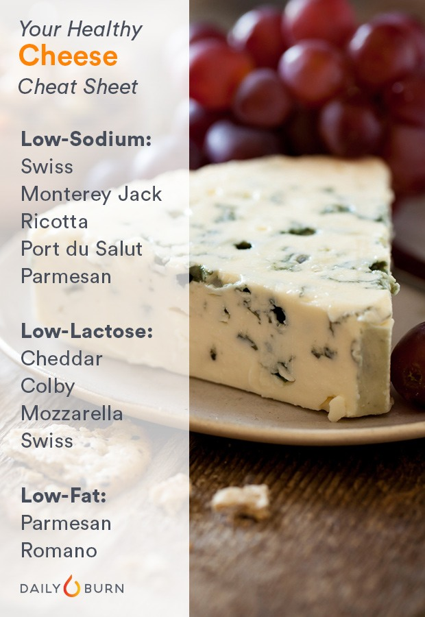 Your Healthy Guide to Buying Cheese