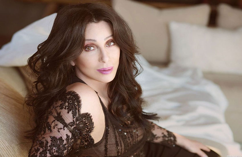 Cher rumored to be part of the American Horror Story Cult cast