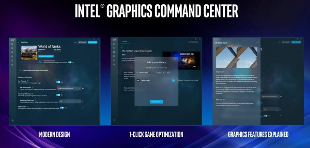 Graphics-Command-Center