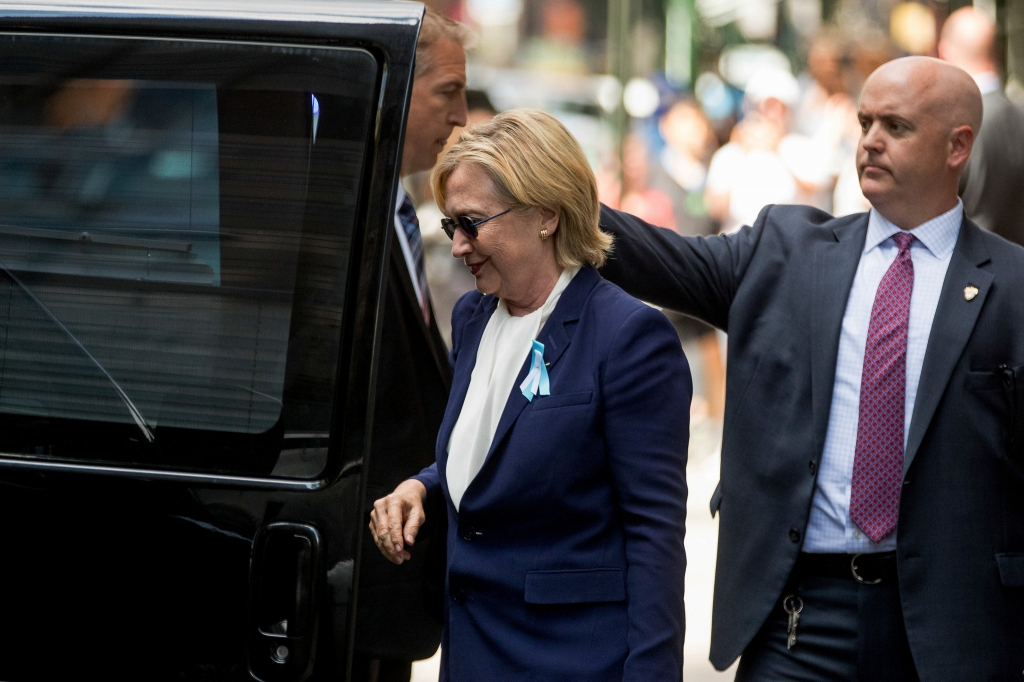 Hillary Clinton to make health annals public