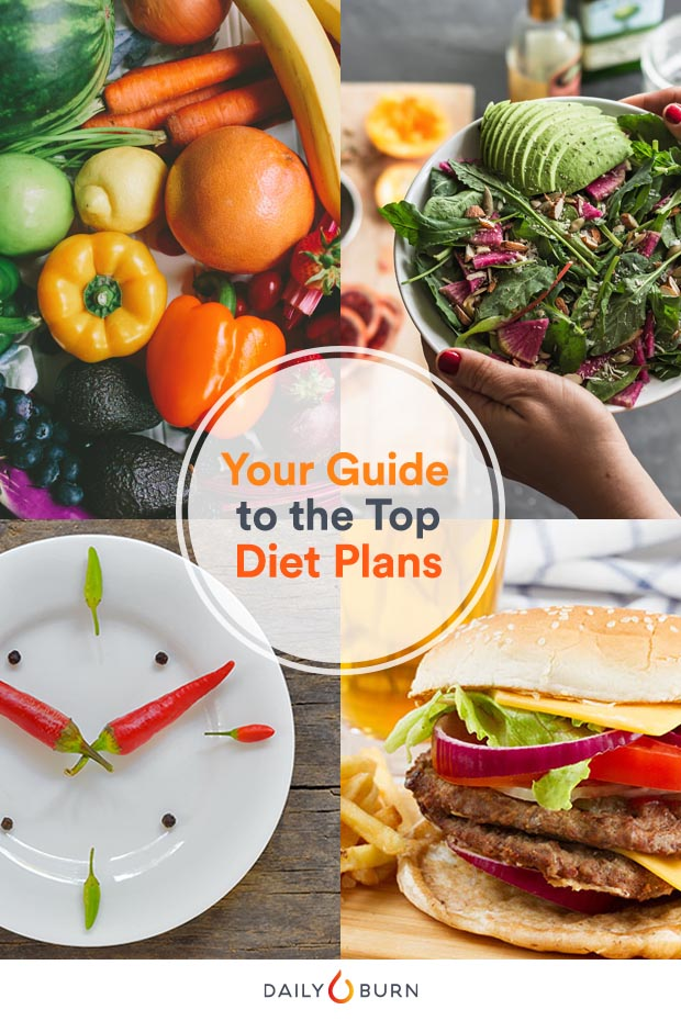 Your Guide to the Top Diet Plans