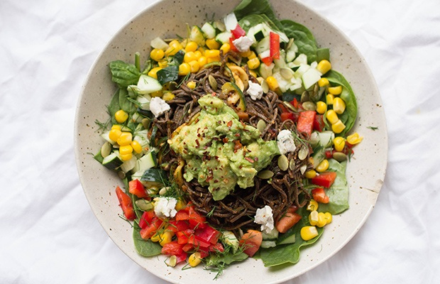 Healthy Pasta: Explore Cuisine Black Bean Pasta