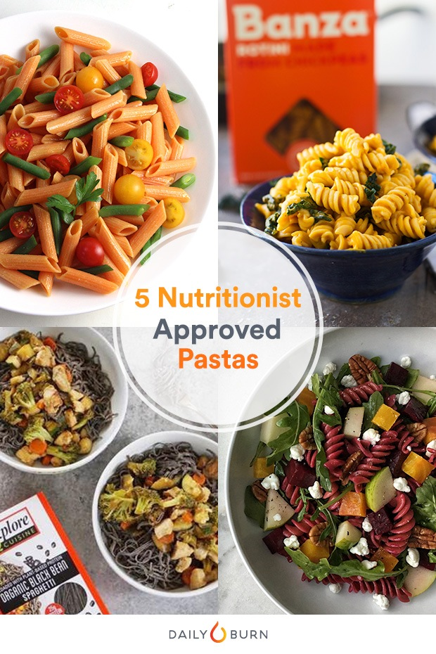 5 Healthy Pasta Brands That Are Nutritionist-Approved