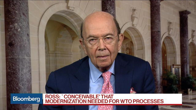 Sec. Ross Says China One of Most Protectionist Countries