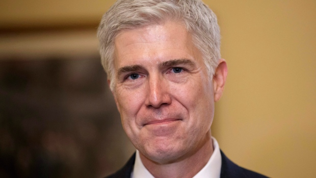 The Senate's confirmation hearing for Supreme Court nominee Neil Gorsuch begins Monday